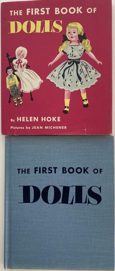 New York: Franklin Watts, Inc, 1954. Third Printing. Cloth. Fine/very good +. Jean MICHENER. Third p...