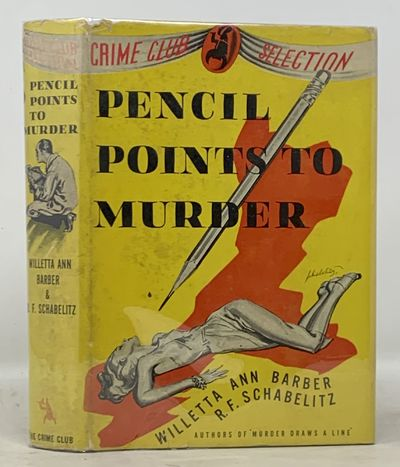 New York: Published for The Crime Club by Doubleday Doran & Company, Inc, 1941. 1st edition. Black c...