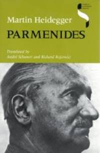 image of Parmenides (Studies in Continental Thought)