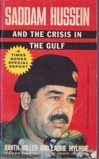 image of Saddam Hussein and the Crisis in the Gulf