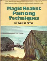 image of MAGIC REALIST PAINTING TECHNIQUES