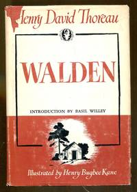 Walden by  Henry D Thoreau - Hardcover - Reissue - 1970 - from Dearly Departed Books (SKU: 46641)