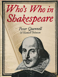 Who's Who in Shakespeare by  Hamish  Peter; Johnson - First Edition - 1973 - from Good Books In The Woods (SKU: 71534)