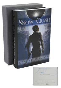 Snow Crash by  Neal Stephenson - Signed Limited Edition - 2008 - from Burnside Rare Books, ABAA and Biblio.com