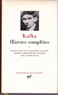 Oeuvres complètes  ( TOME I)