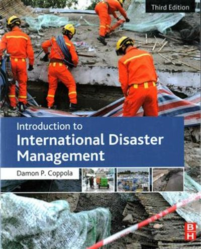 introduction to international disaster management by damon p coppola pdf