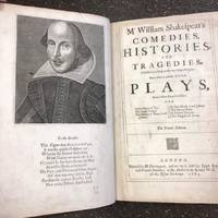MR WILLIAM SHAKESPEAR'S COMEDIES, HISTORIES AND TRAGEDIES. PUBLISHED ACCORDING TO THE TRUE...