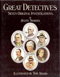 image of Great Detectives: Seven Original Investigations