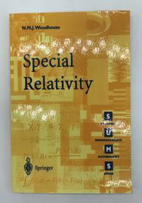 Special Relativity (Springer Undergraduate Mathematics Series)