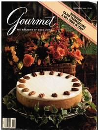 image of GOURMET MAGAZINE 1990: CAJUN THANKSGIVING