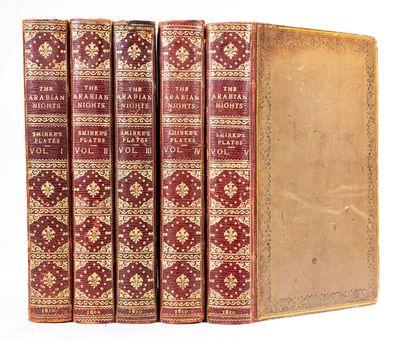 The Arabian Nights, in five volumes,...