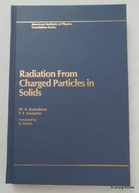 Radiation from Charged Particles in Solids