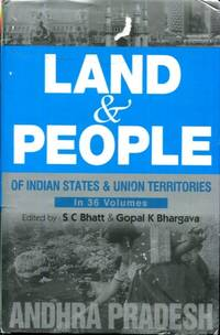 Land And People Of Indian States & Union Territories (Andhra Pradesh), Vol. 2nd