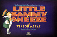image of Little Sammy Sneeze: The Complete Color Sunday Comics 1904-1905
