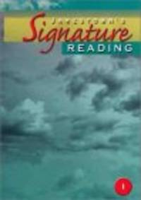 Jamestown's Signature Reading: Level I by McGraw-Hill - Jamestown Education; Glencoe/ McGraw-Hill - Jamestown Education - Paperback - 2000-01-01 - from Quality School Texts and Biblio.com