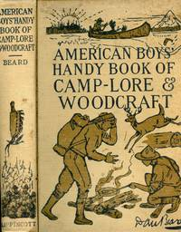 image of American Boys' Handy Book of Camp-Lore_Woodcraft