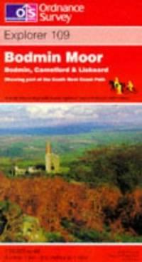 image of Bodmin Moor (Explorer Maps)