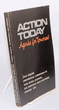 Action today, agenda for tomorrow: final report