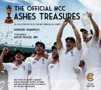 The Official MCC Ashes Treasures by Bernard Whimpress - Hardcover - from World of Books Ltd (SKU: GOR010978997)