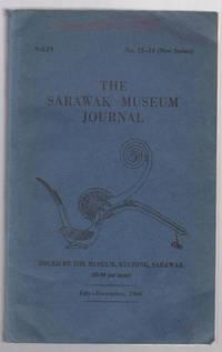 Sarawak Museum Journal, Volume IX, 15-16