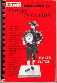Unitt's Price Guide to Clocks in Canada
