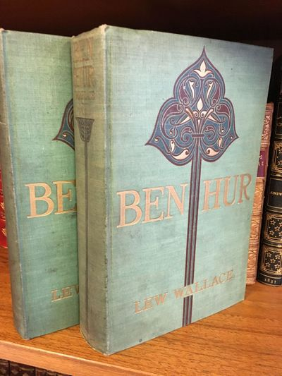 New York: Harper & Brothers, 1901. Reprint. Hardcover. Octavos, 2 volumes; VG-; bound in publisher's...