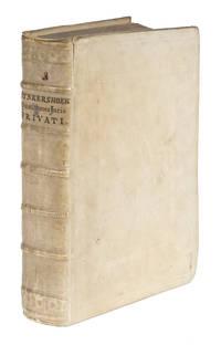 Quaestionum Juris Privati Libri Quatuor: Quarum Plerisque Insertae..