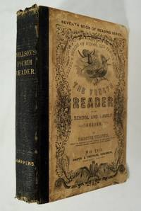 image of A Fourth Reader (School & Family Series) by Marcius Willson 1860 Harper Bros.