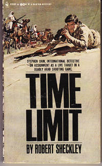 Time Limit by  Robert Sheckley - Paperback - 1st Printing - 1967 - from John Thompson and Biblio.com