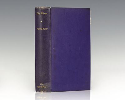 London: The Hogarth Press, 1931. First edition of Woolf's most experimental novel. Octavo, original ...