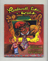 image of Rembrandt Takes a Walk  - 1st Edition/1st Printing