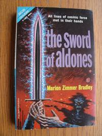 The Sword of Aldones / The Planet Savers # F-153
