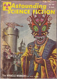 Astounding Science Fiction, July 1958 (Volume 61, Number 5)