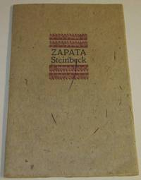 image of Prospectus for Steinbeck's Zapata