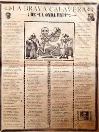 """[Print] La Brava Calavera -  de """"La Onda Fria"""""""