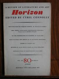 image of Horizon : A Review of Literature and Art Vol. XIV, No. 80, August 1946