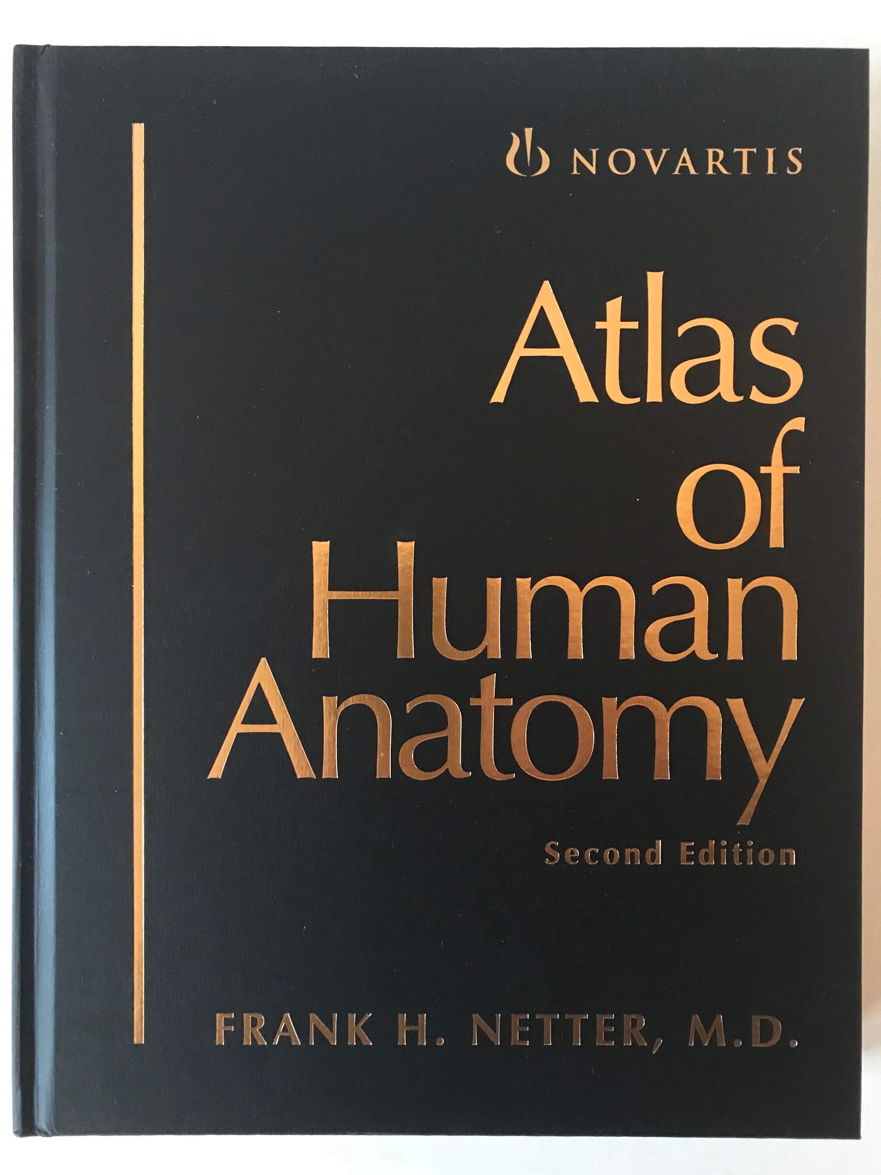 9780914168805 - Netter Atlas of Human Anatomy by Frank H Netter