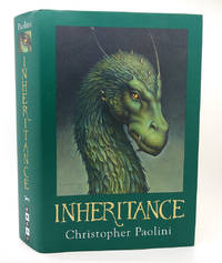 INHERITANCE by Christopher Paolini - First Edition; First Printing - 2011 - from Rare Book Cellar and Biblio.com
