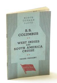S.S. Columbus -  West Indies and South America Cruise, December [Dec.] 22nd, 1932,