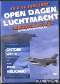 Open dagen Luchtmacht 2007 (DVD)