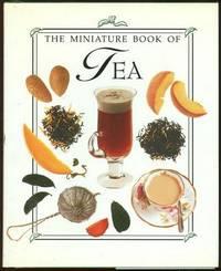 MINIATURE BOOK OF TEA, Donovan, Jane editor