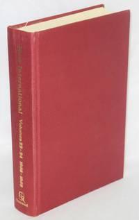 New international, volumes 22 - 24, 1956 - 1958