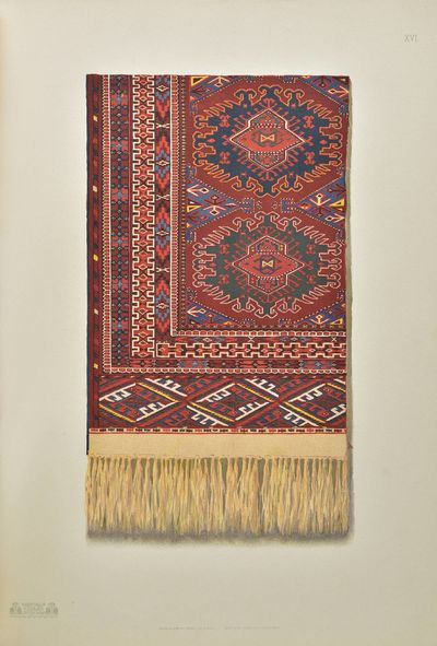 [CARPETS OF CENTRAL ASIA ] -...