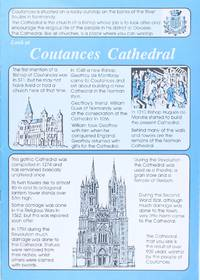 image of Look at Coutances Cathedral