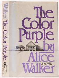 The Color Purple: A Novel by  Alice Walker - First Edition - 1982 - from SmarterRat Books (SKU: 12757)
