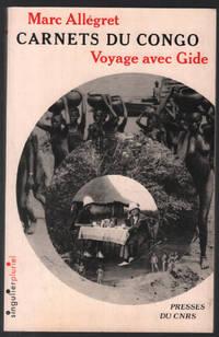 image of Carnets du Congo  voyage avec André Gide