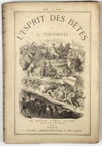 L'Esprit des bêtes. Illustré par Emile Bayard.