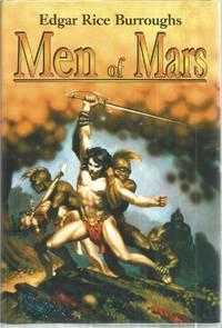 image of Men of Mars (Fighting Man of Mars - Swords of Mars - Synthetic Men of Mars)