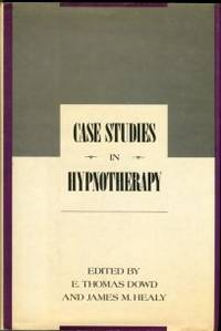image of Case Studies In Hypnotherapy
