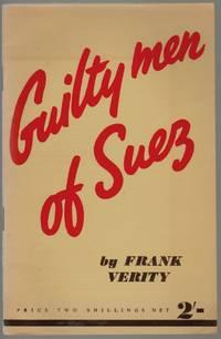Guilty Men of Suez